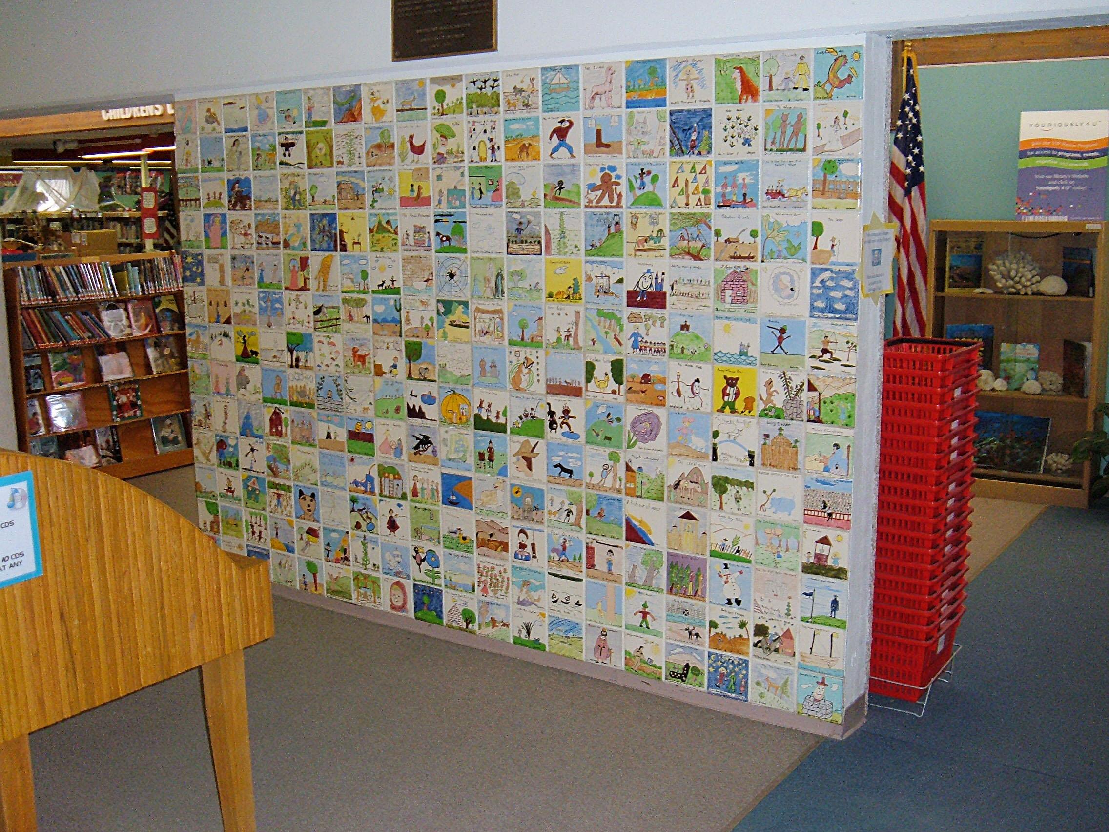 File Alamogordo Public Library Story Book