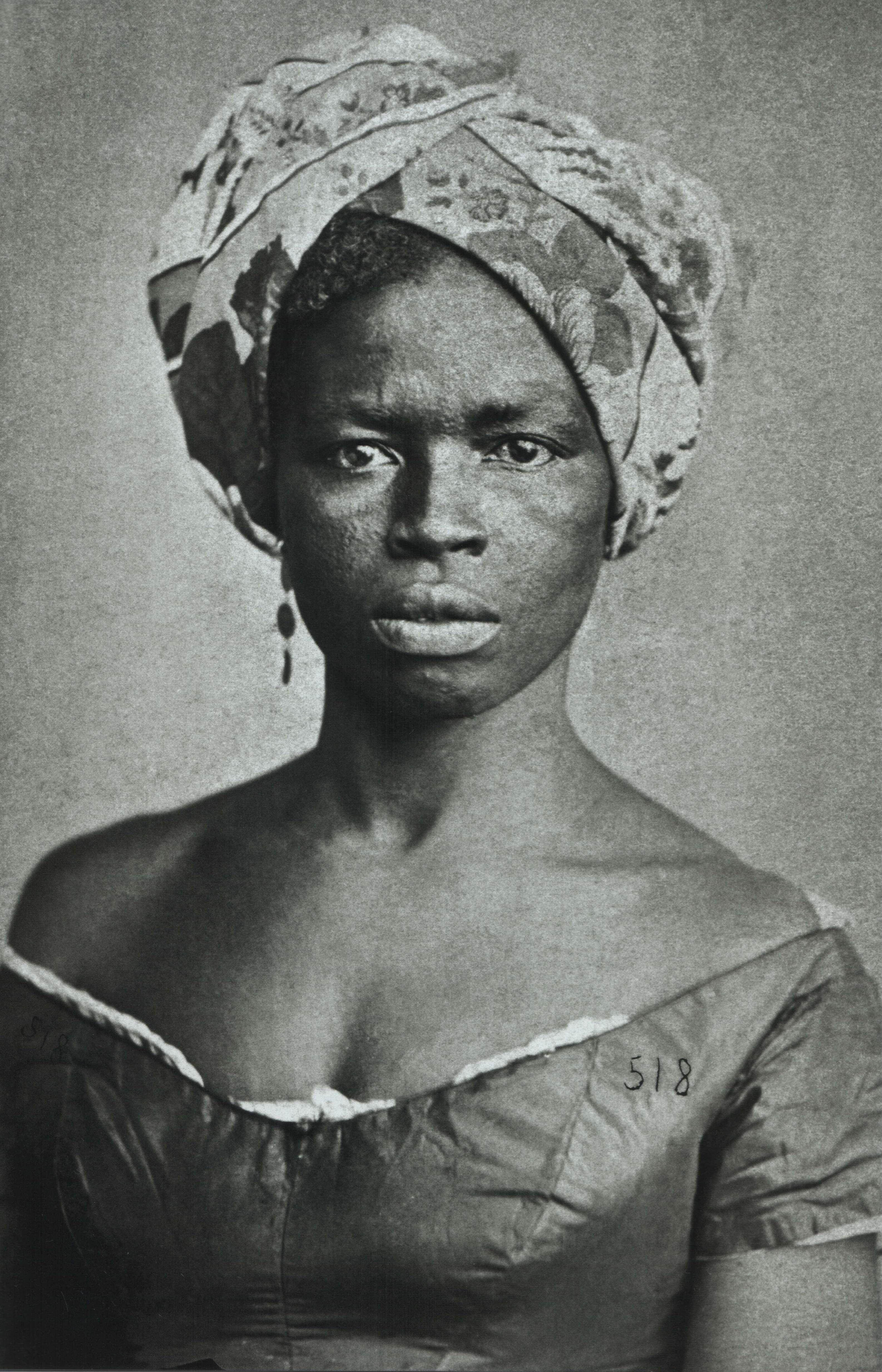 Negra africana sexo