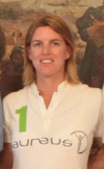 Alejandra García in 2012