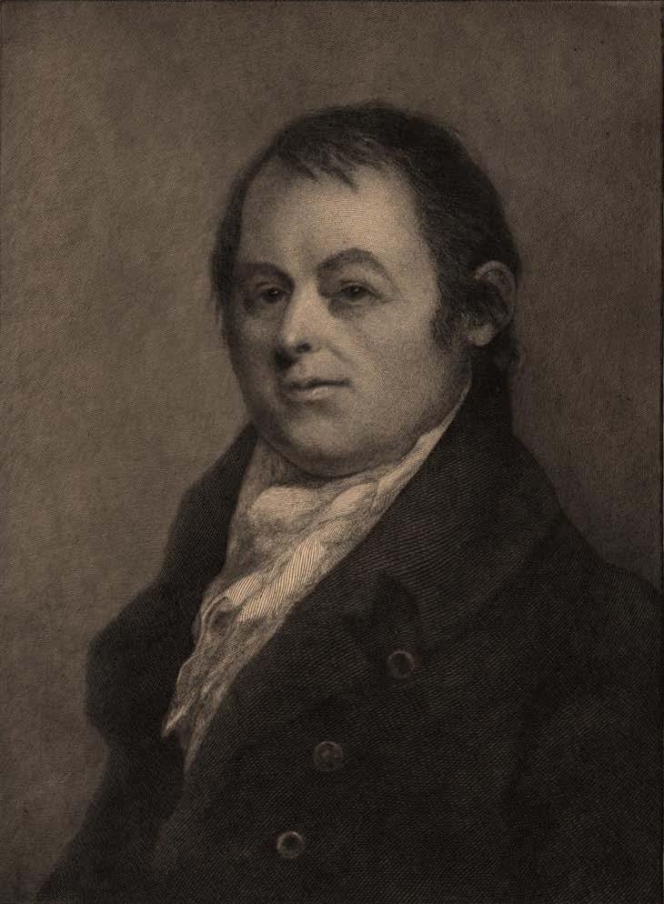 Lithograph of Doolittle, following [[Ralph Earl]]'s portrait