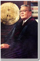 Andres Narvasa 19th Chief Chief Justice of the Supreme Court of the Philippines