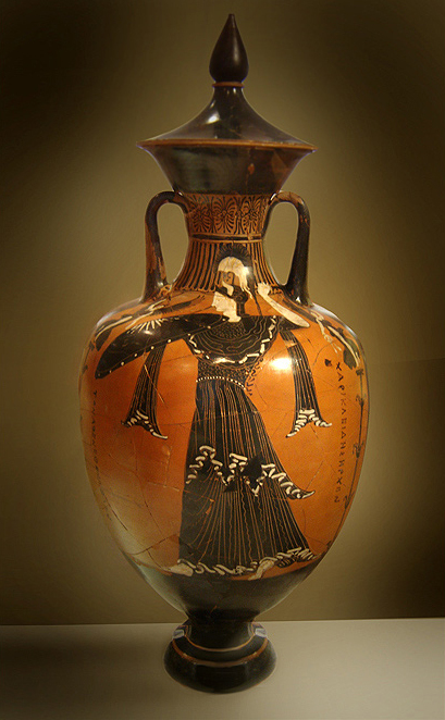 Panathenaic Amphora Wikipedia