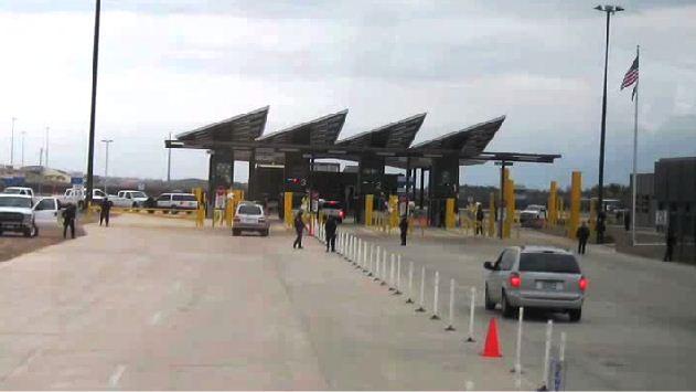 Anzalduas Port of Entry - Wikipedia