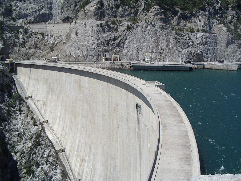 Oymapinar Dam - Wikipedia