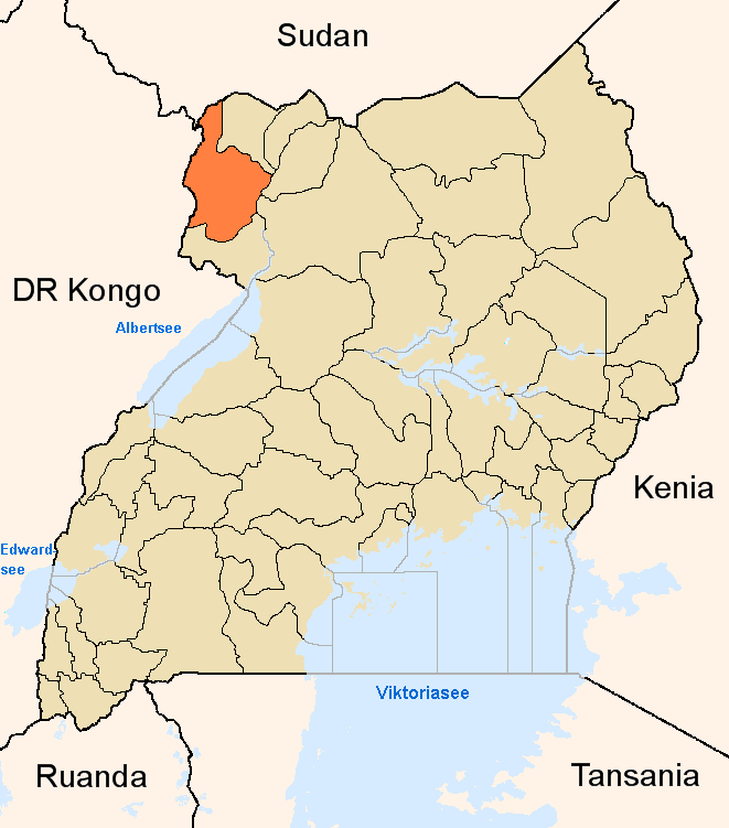 Arua District - Wikipedia, the free encyclopedia