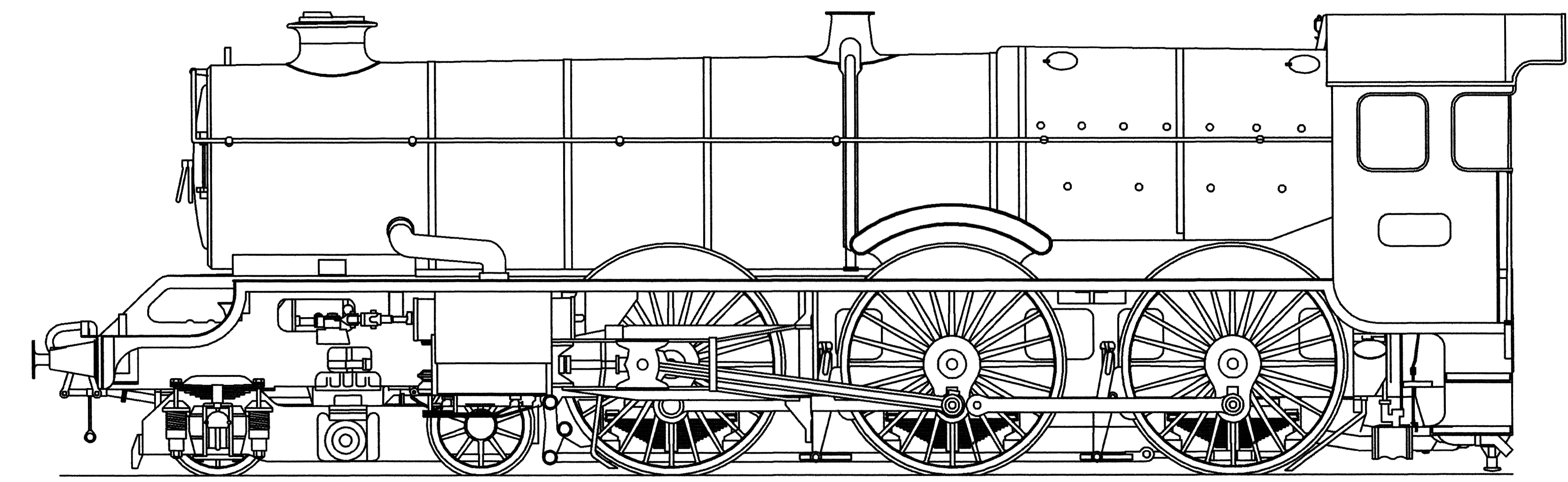 Image Result For Steam Engine Coloring