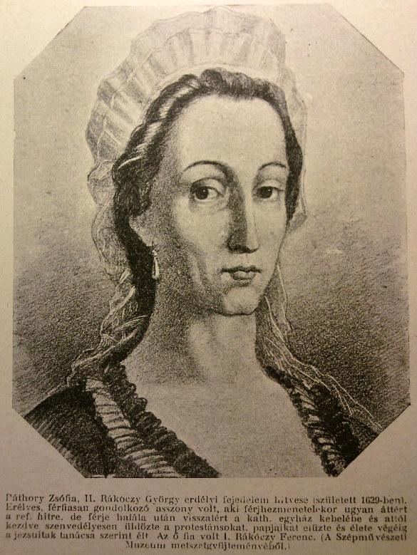 Báthory Zsófia 1629