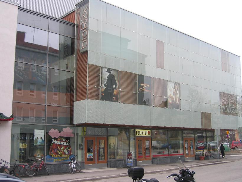 Elokuvateatteri Kajaani
