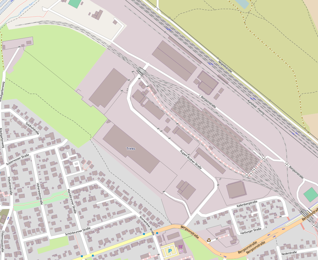 File Bahnbetriebswerk Munchen Pasing Karte Png Wikimedia Commons