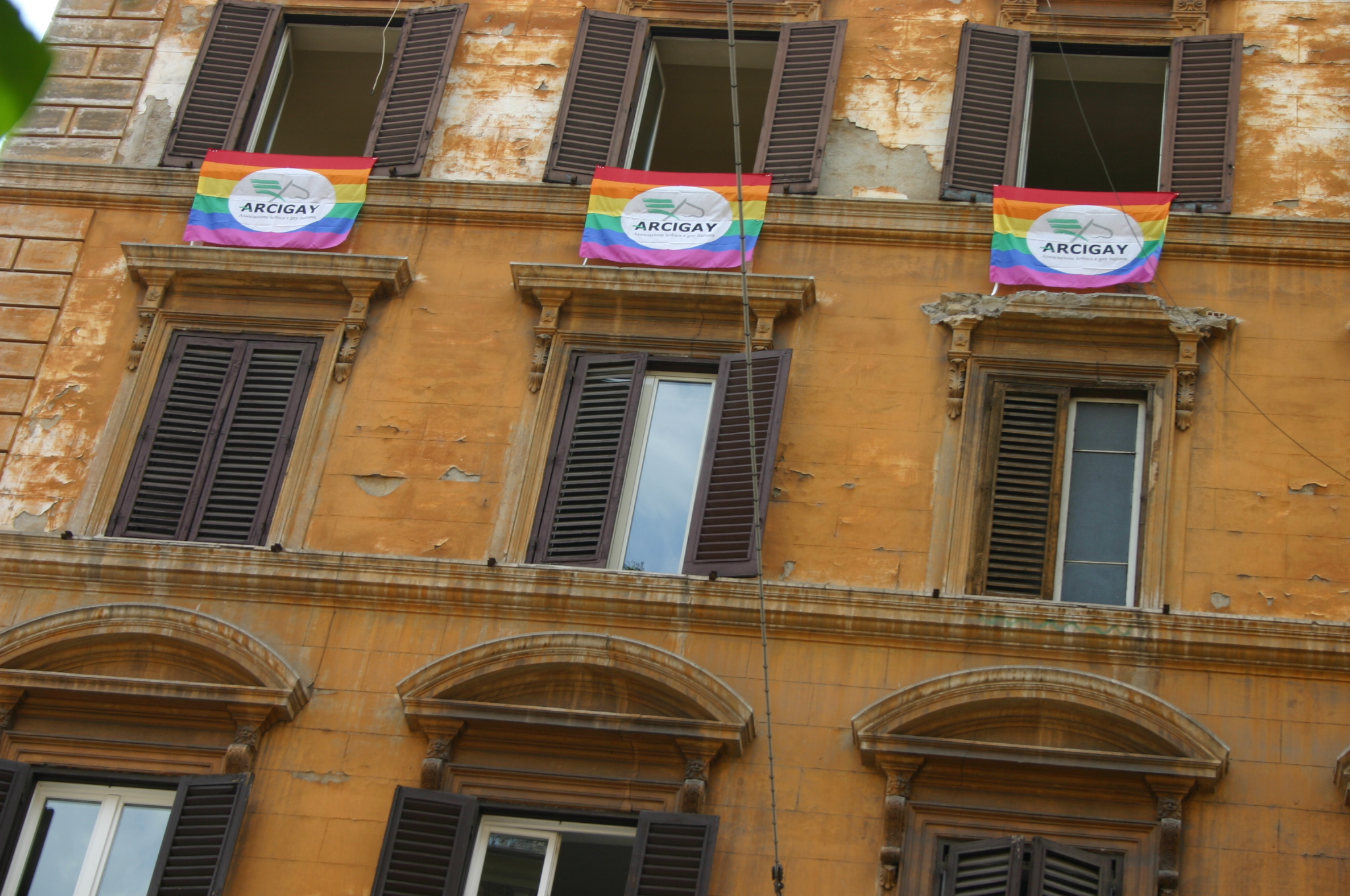 from Morgan roma gay pride 2007 foto