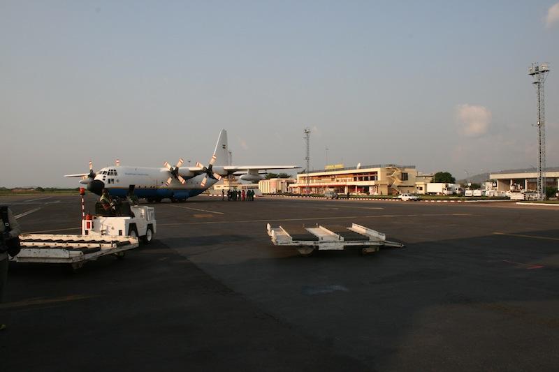 Bangui Car Airport