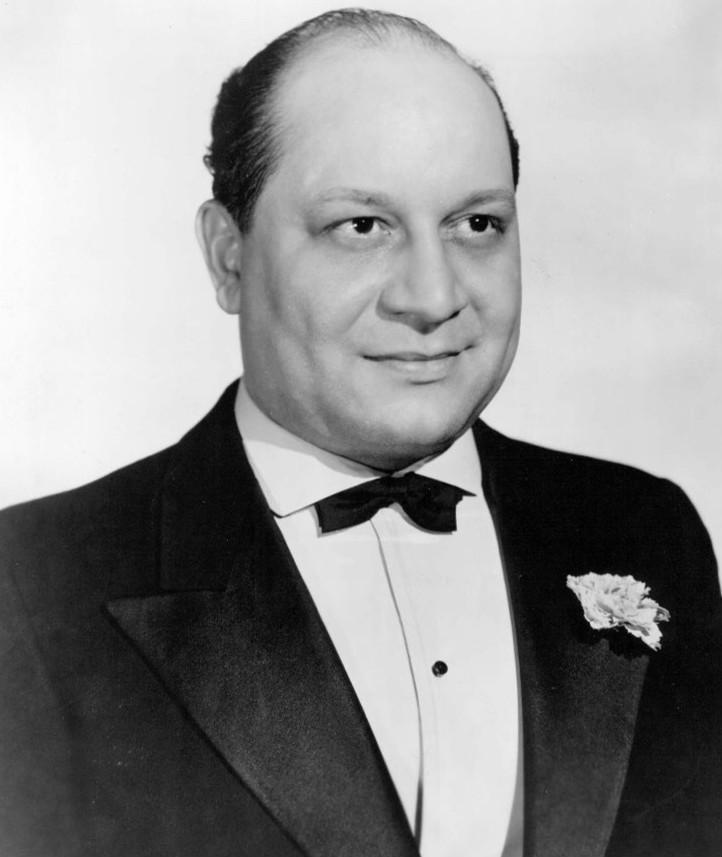 Bigard in 1947