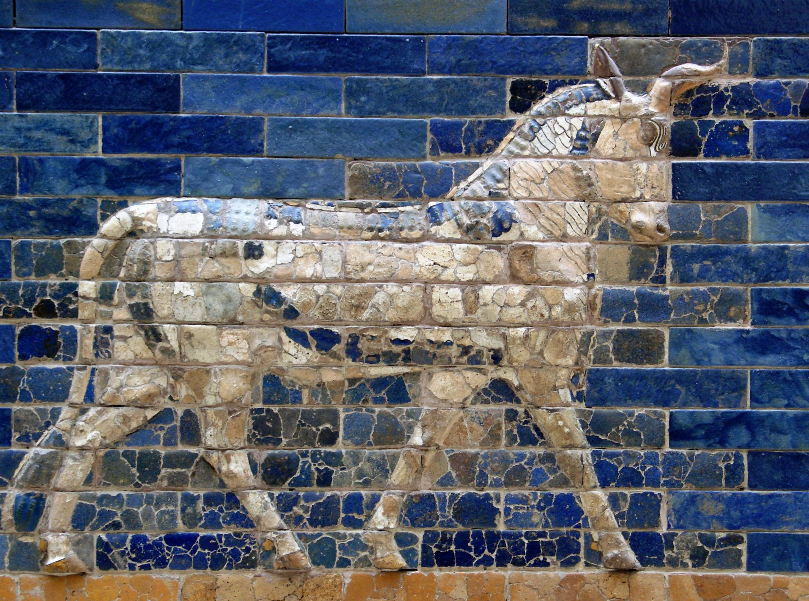 File berl n pergamon porta d 39 ishtar ur jpg wikipedia for La porta media
