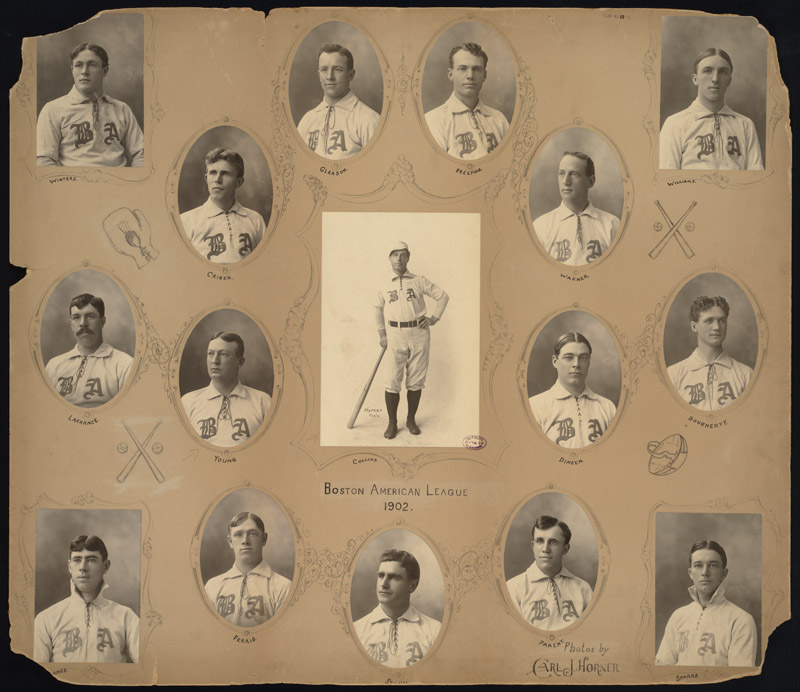 A history of the boston red sox an american professional baseball team