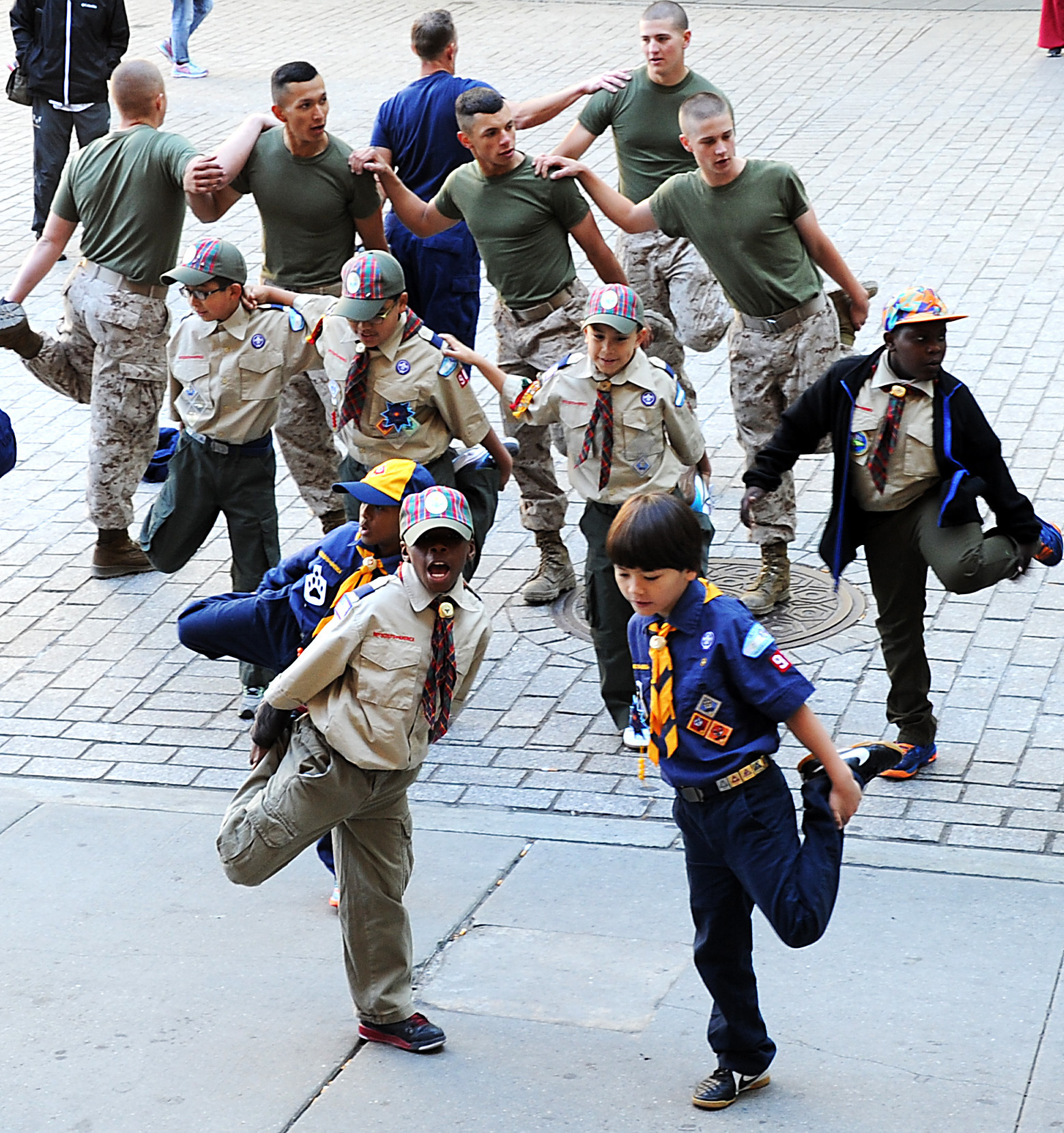 Image result for boy scouts at fun weekend