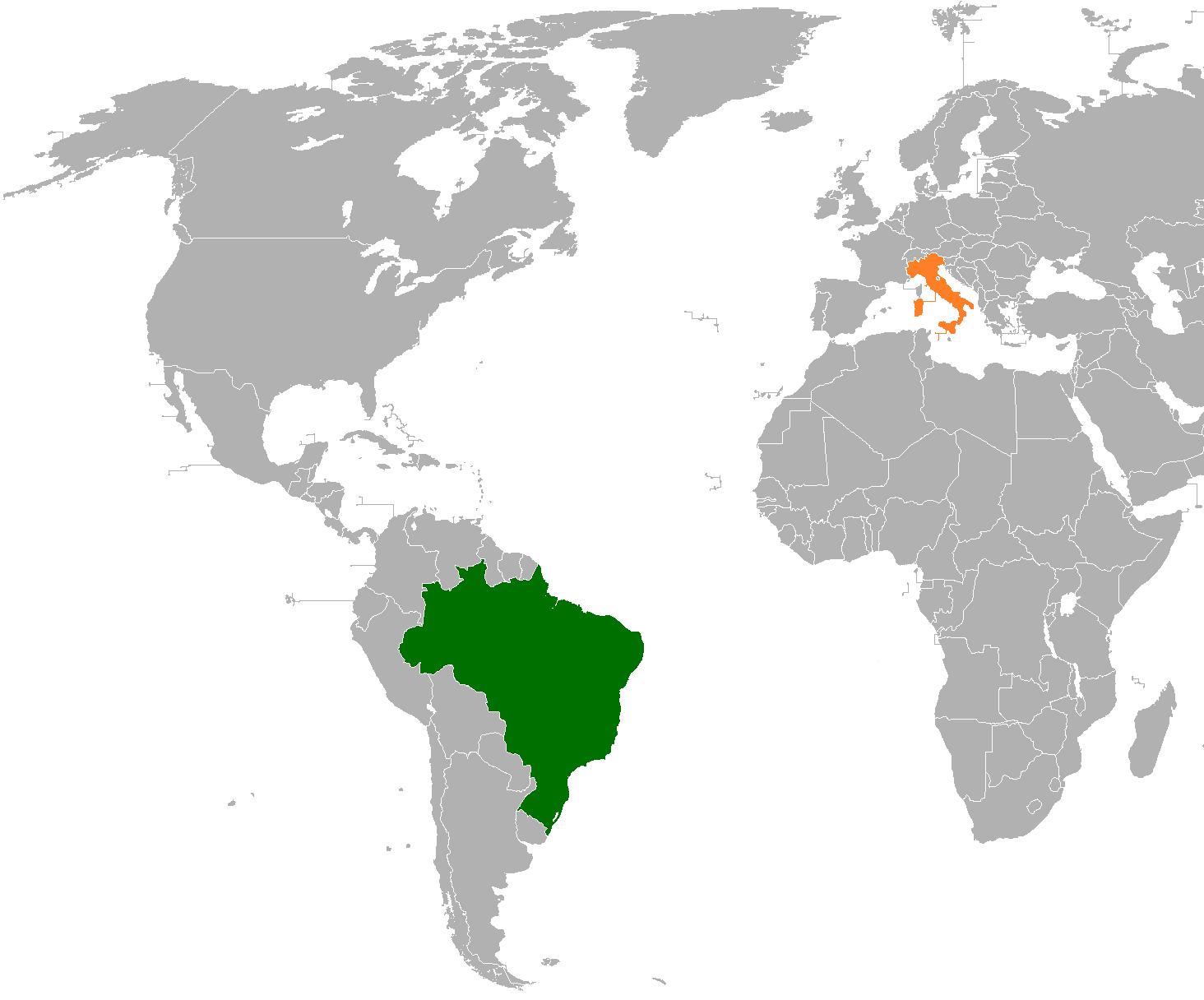 Brazil–Italy relations - Wikipedia