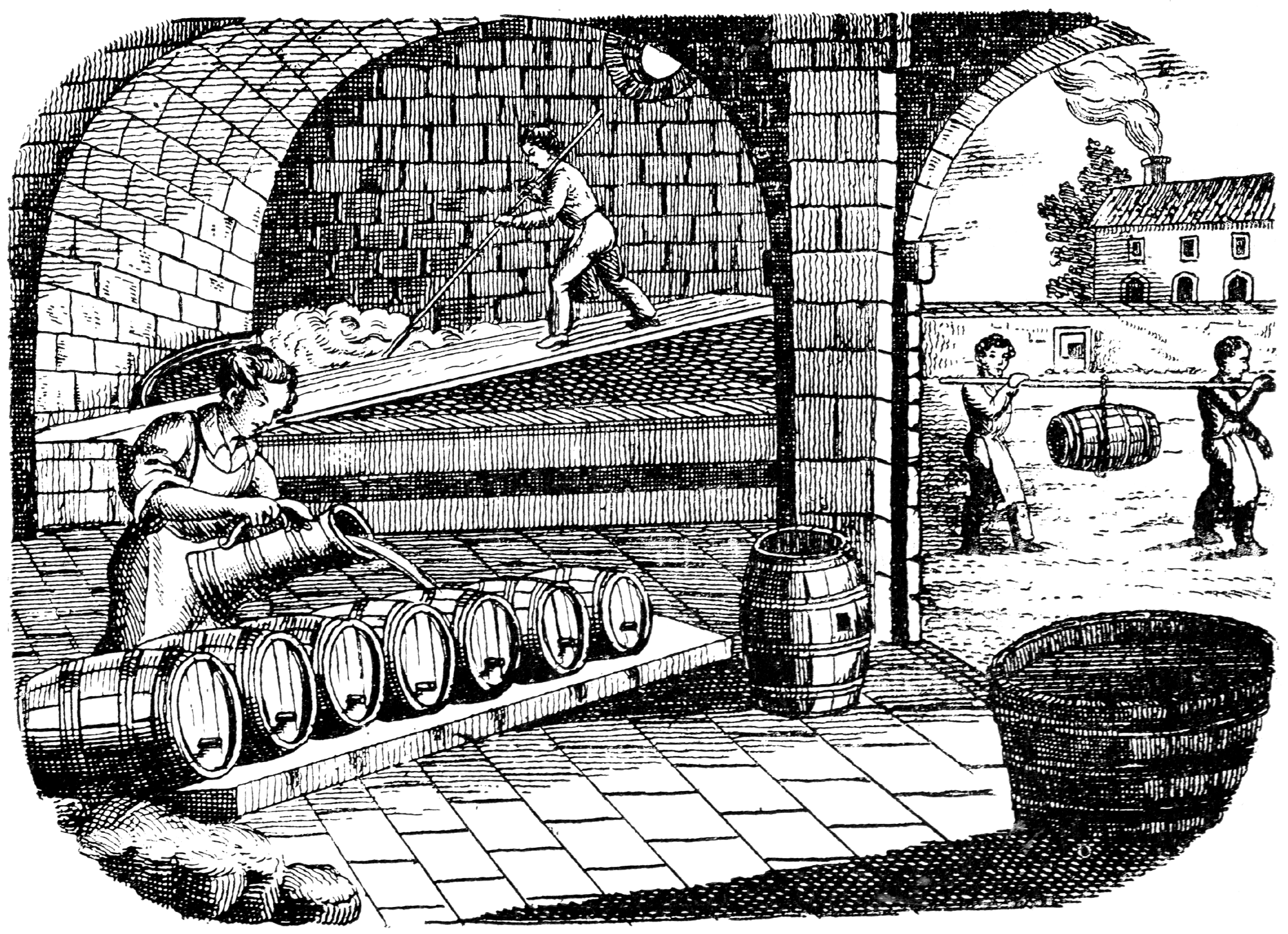The Many Voyages Of Export Stout Anchor Brewing Blog