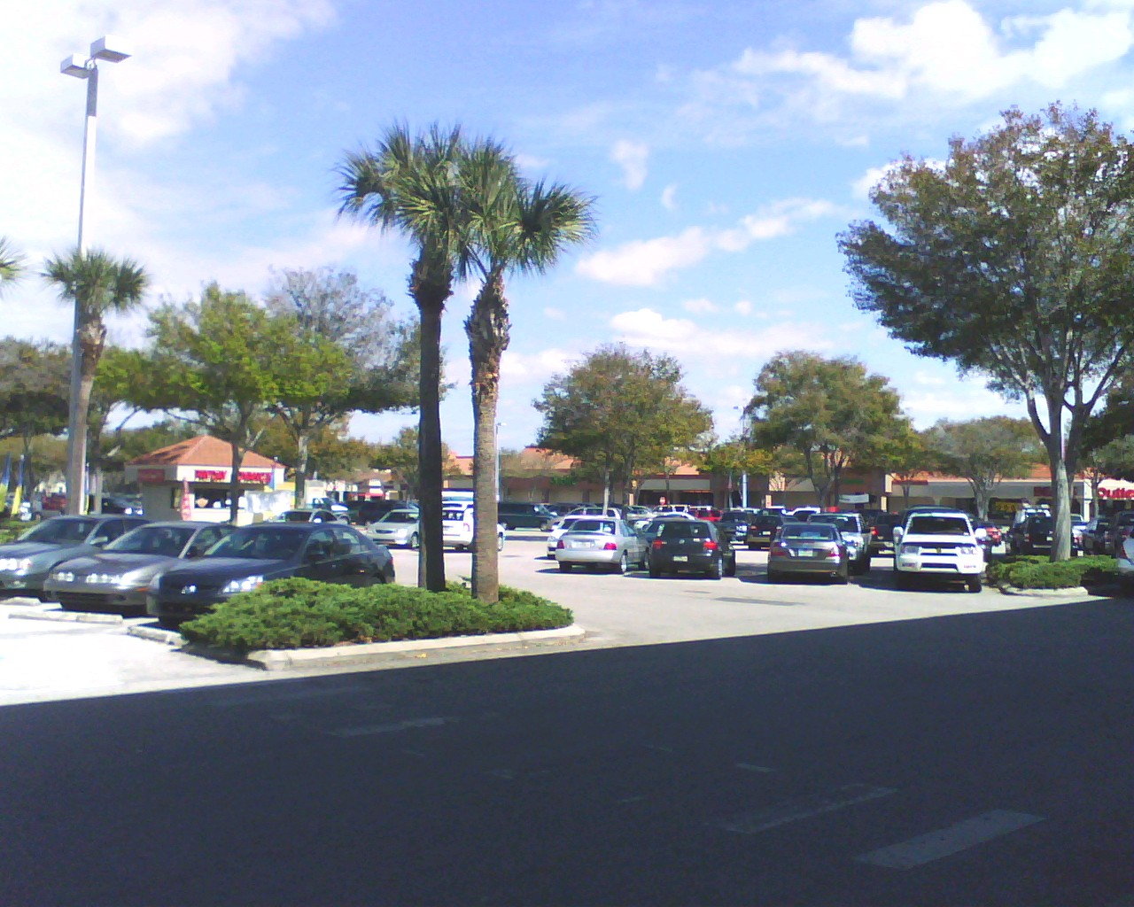 Britton plaza shopping center for Michaels craft store tampa