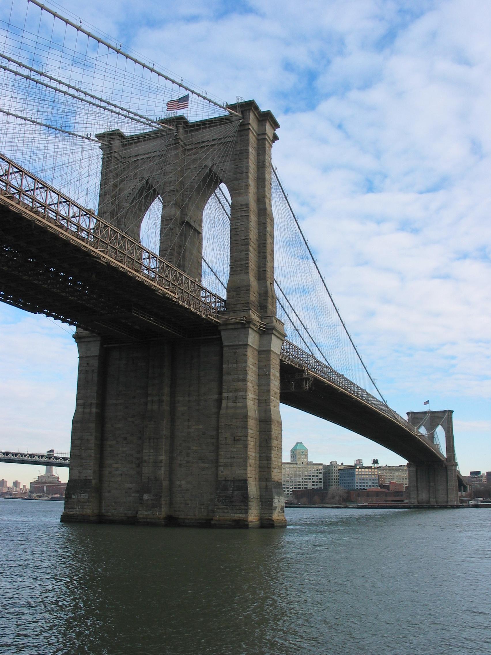 Brooklyn Bridge essay