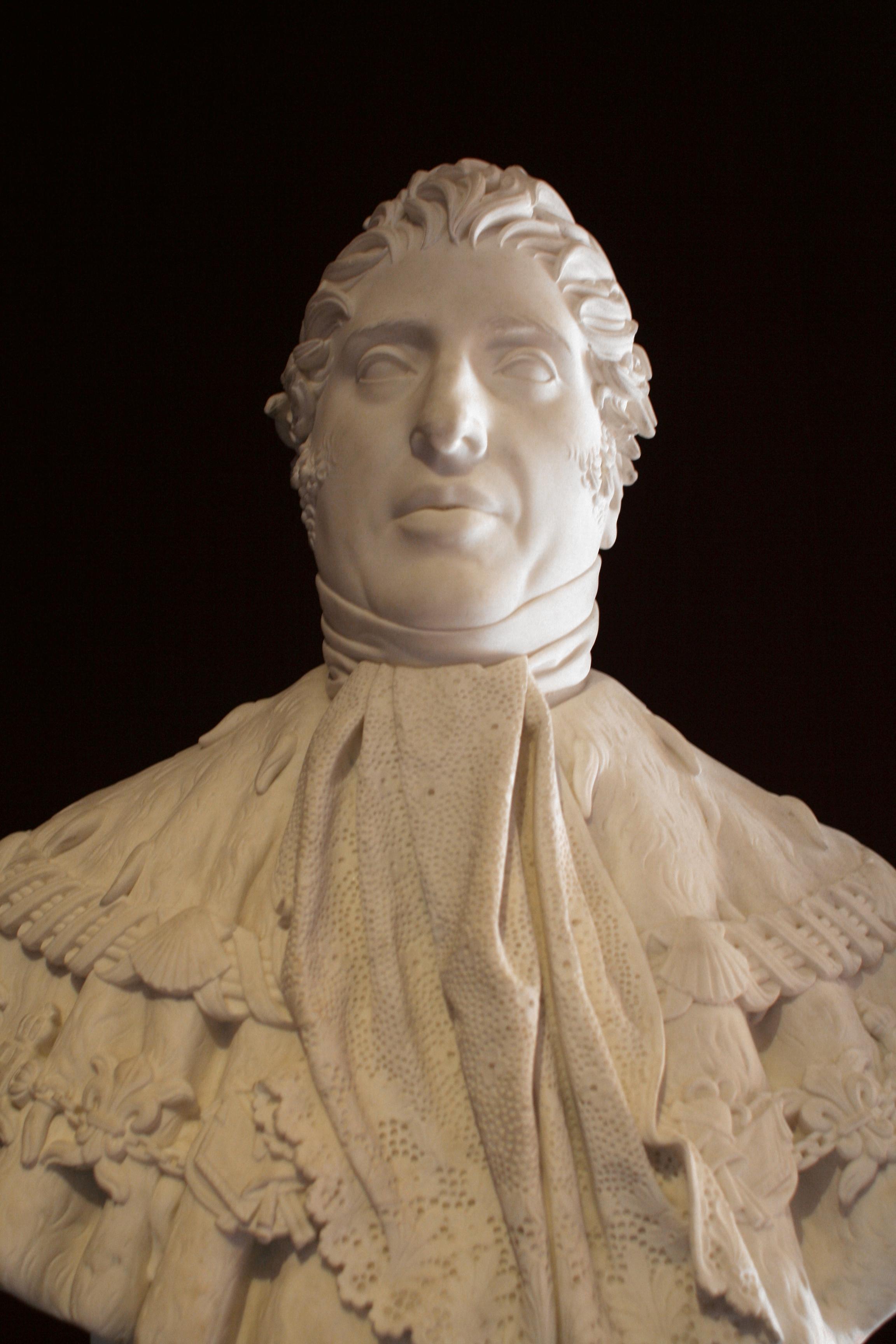File buste de charles x 1825 fran ois joseph bosio 02 for 1825 2