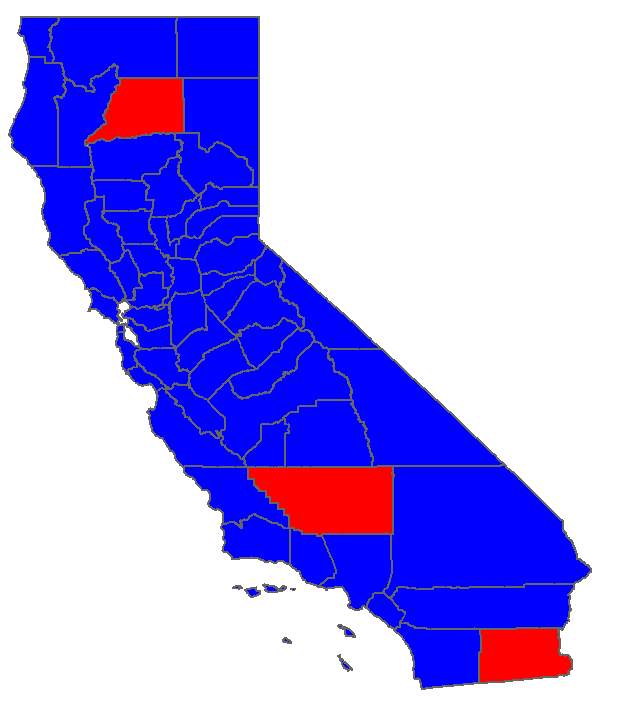 US Elections ~ California