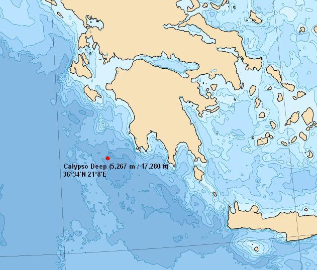 Calypso deep wikipedia for Location b b france