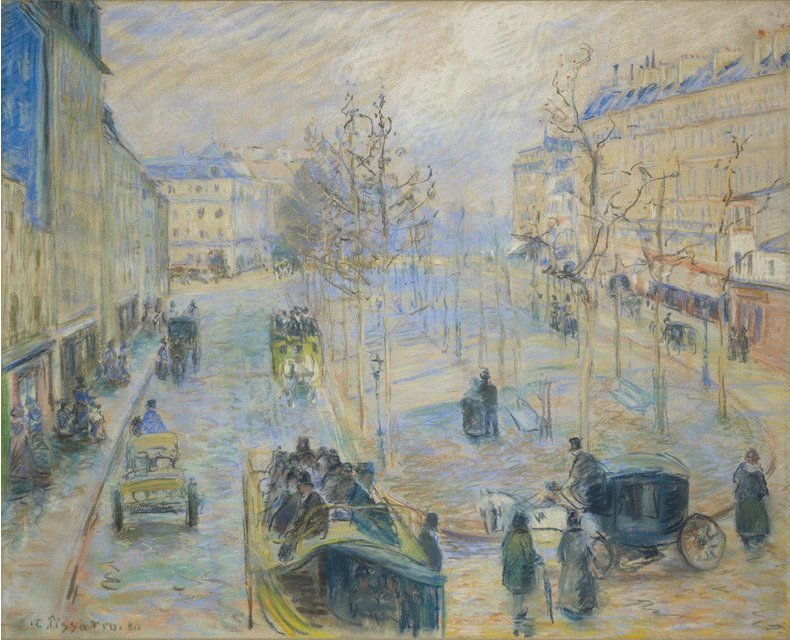 https://upload.wikimedia.org/wikipedia/commons/b/b5/Camille_Pissarro_-_Boulevard_de_Rochechouart%2C_1880._Pastel%2C_Sterling_and_Francine_Clark_Art_Institute.jpg