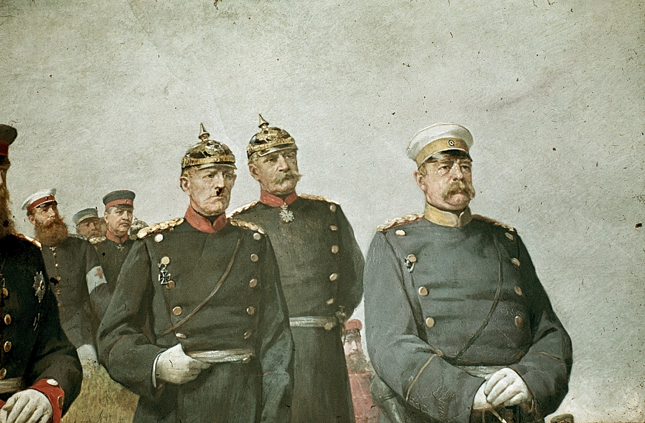 Militarism Wikipedia - If celebrities were 19th century military generals they would look like this