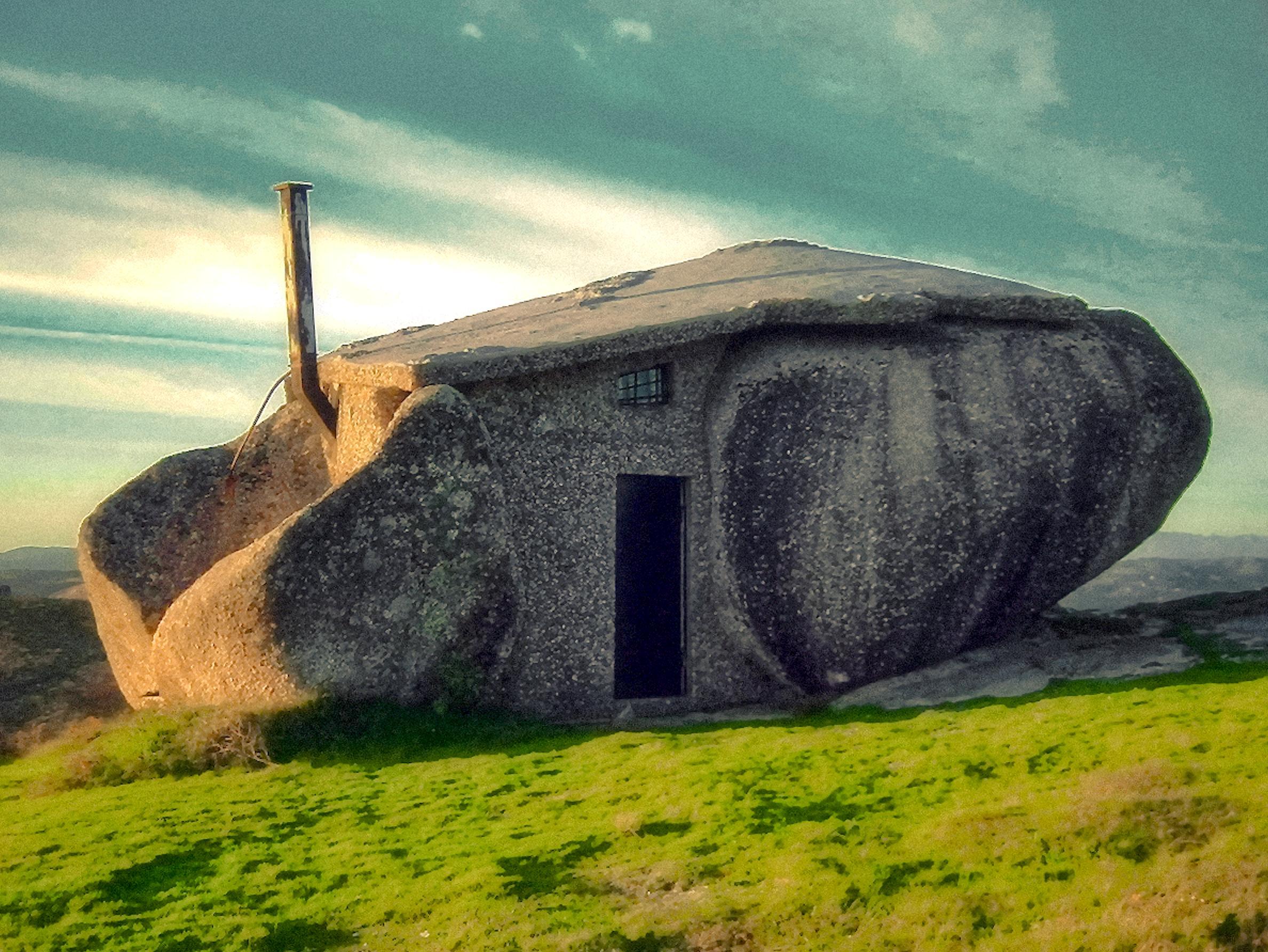 Casa do Penedo - Wikipedia, la enciclopedia libre