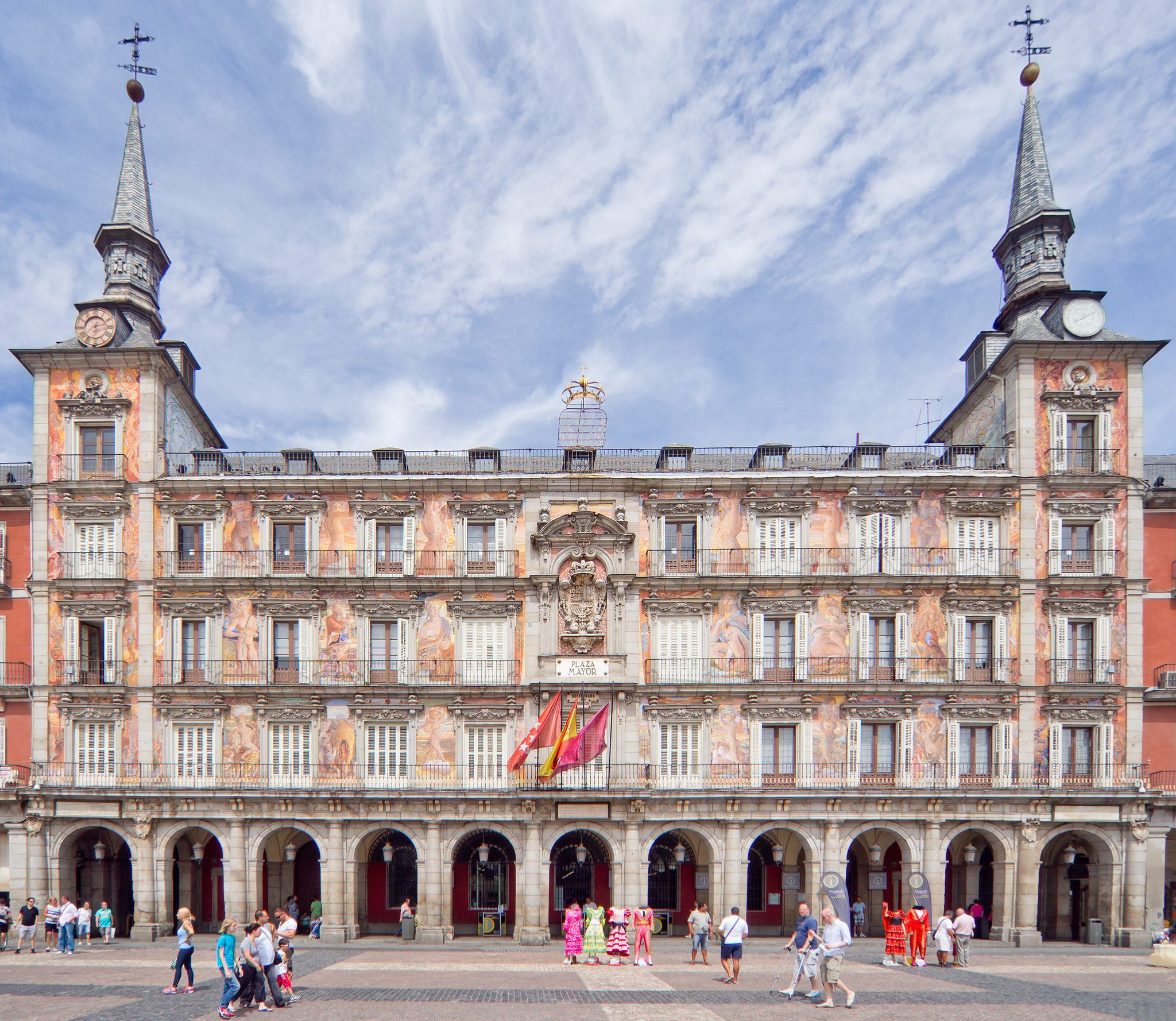 Archivo casa de la panader a plaza mayor - La casa de las sillas madrid ...