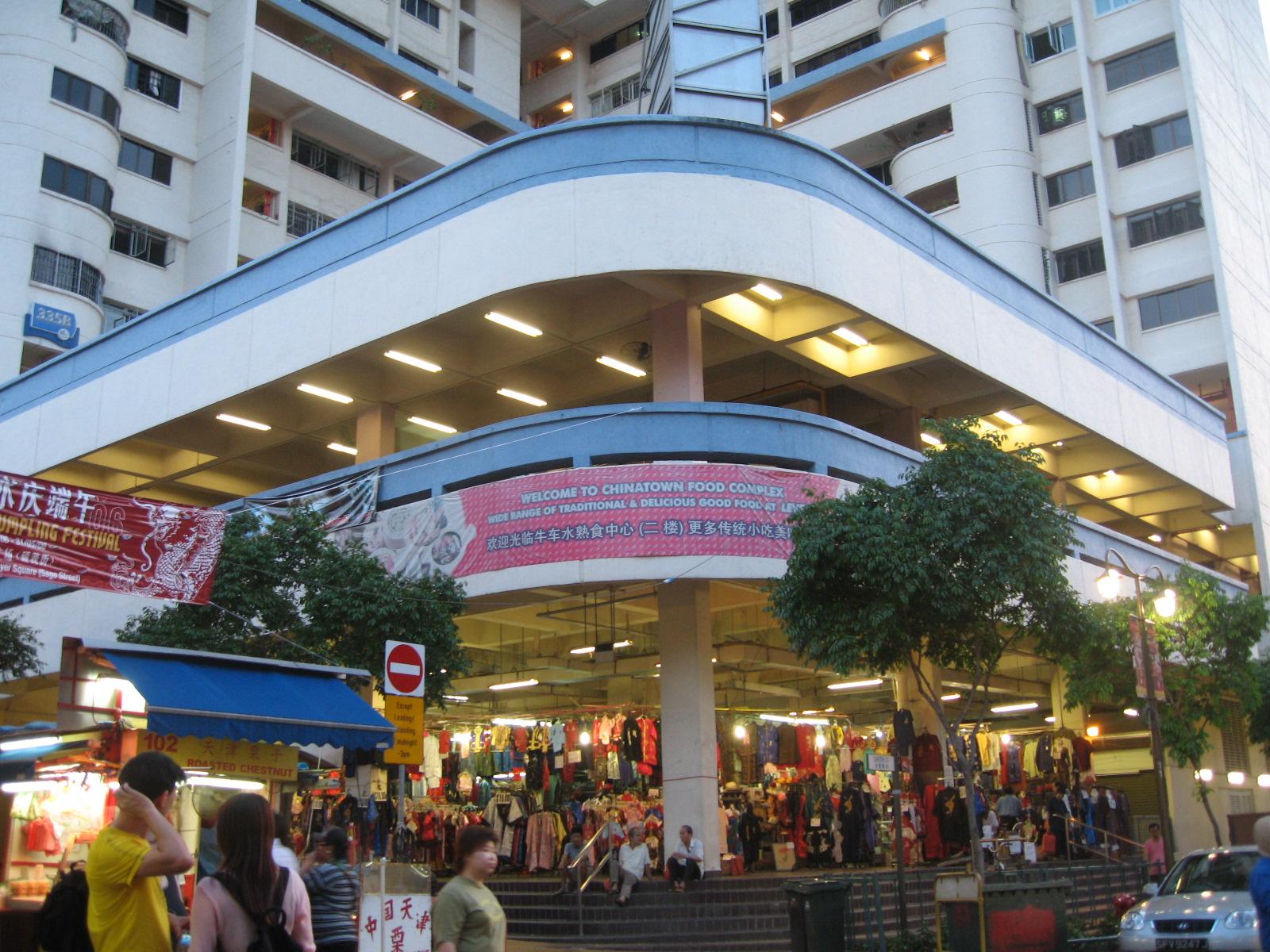 Food Walking Tour In Singapore