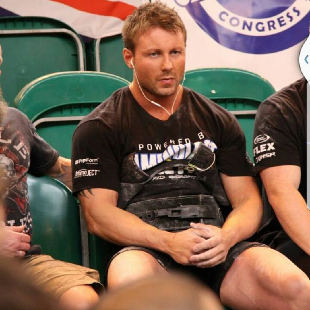 Chris Jenkins (powerlifter) - Wikipedia