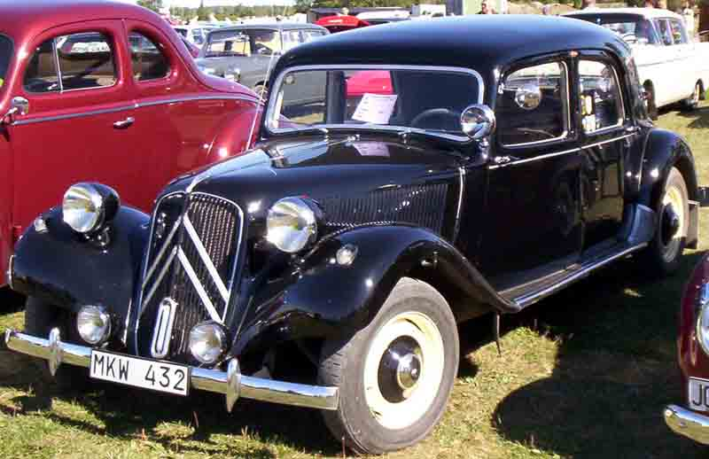 citro n traction avant wikipedia. Black Bedroom Furniture Sets. Home Design Ideas