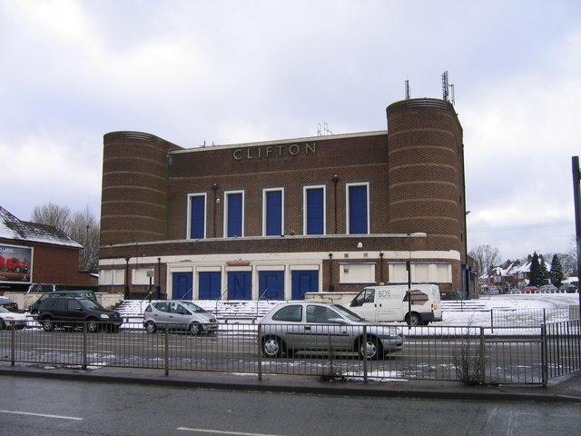 Clifton Bingo Hall