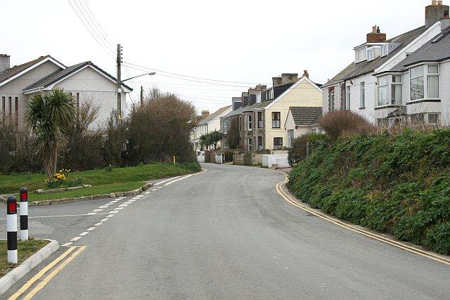 Crantock Village - geograph.org.uk - 138058