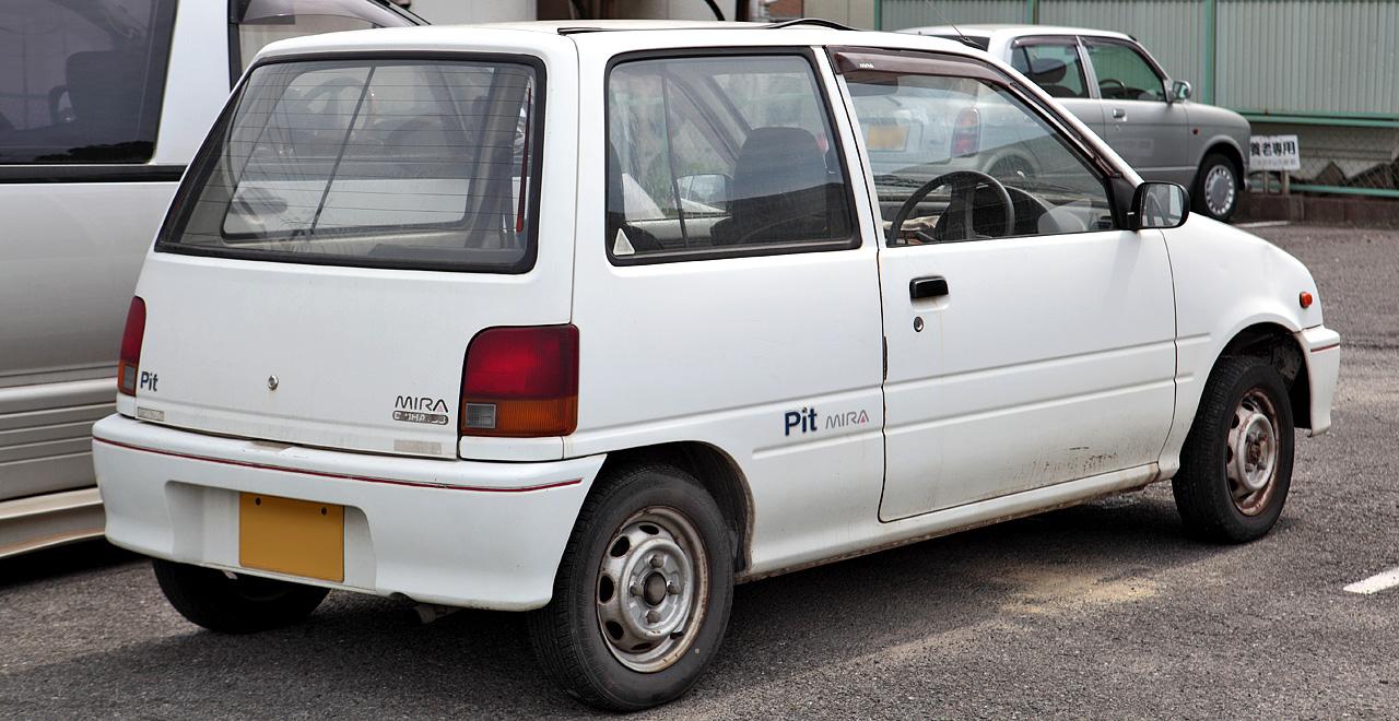 Daihatsu Cuore Mira Foto Bugil Bokep 2017