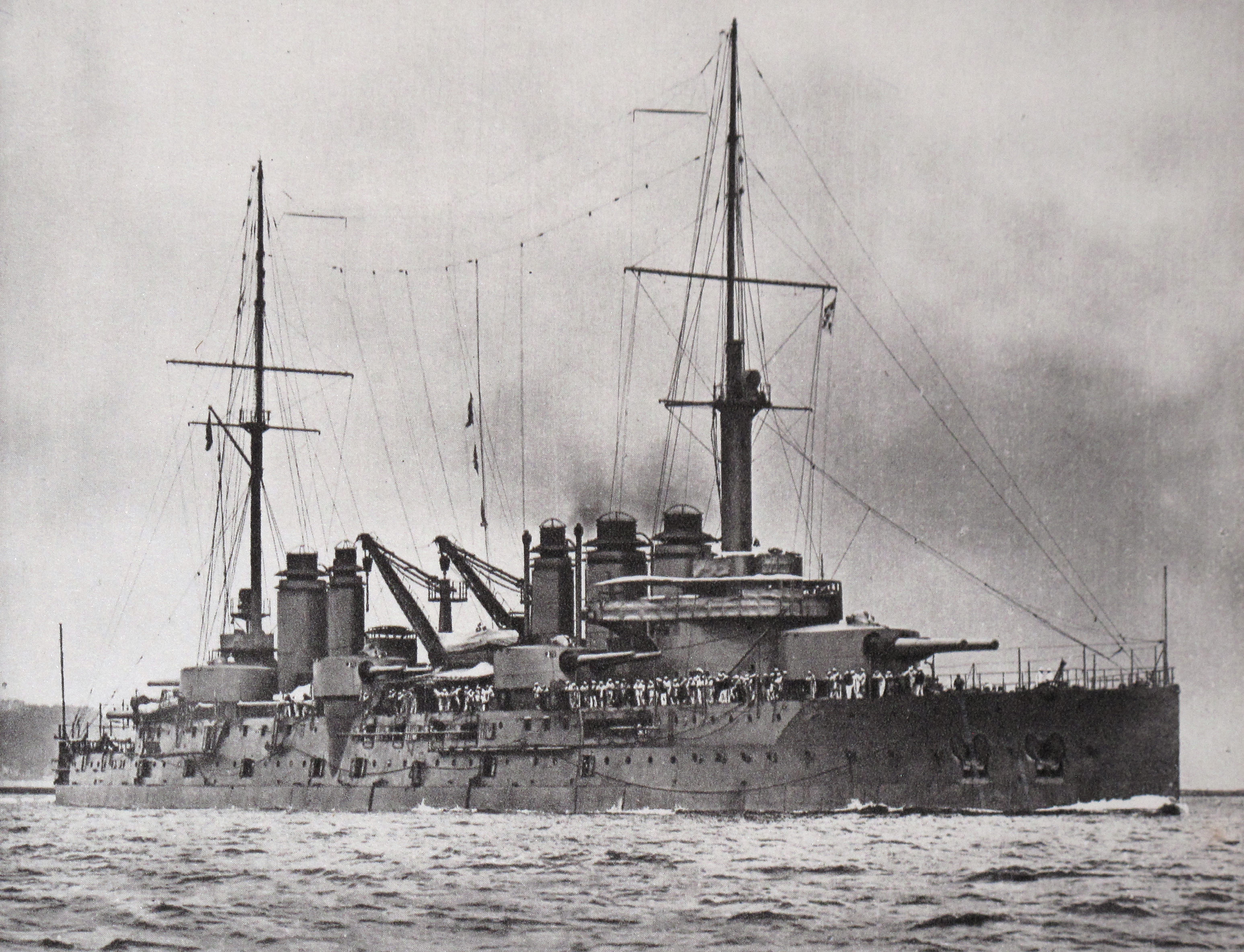 French battleship Danton - Wikiwand