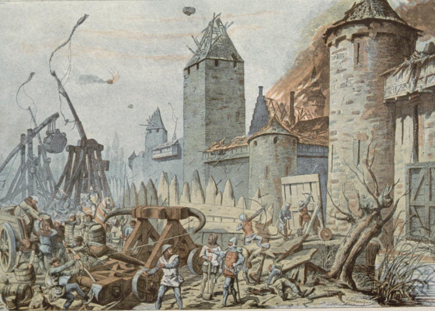 File:Destruction du château de Schwanau (1333).jpg