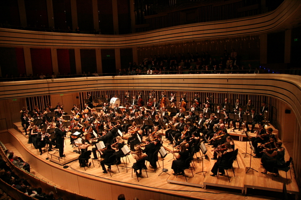 Orchestra - Simple English Wikipedia, the free encyclopedia