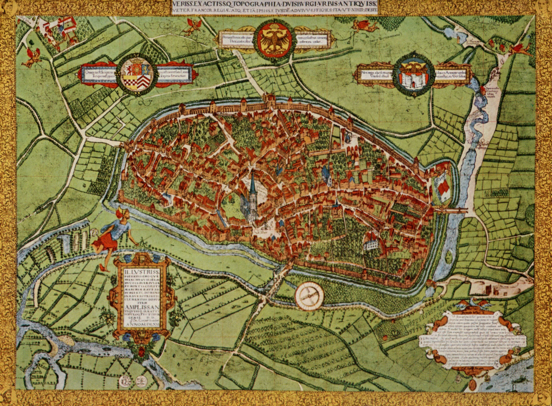 Duisburg History