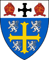 Durham - University College arms.png