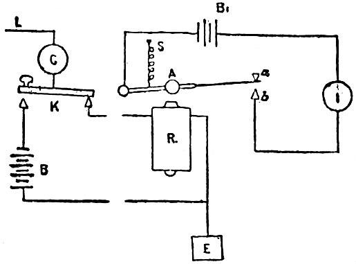file:eb1911 telegraph - single-current relay working jpg