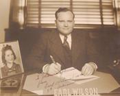 Earl Wilson (politician) American politician