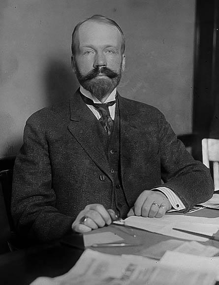 Edmund von Mach in 1915