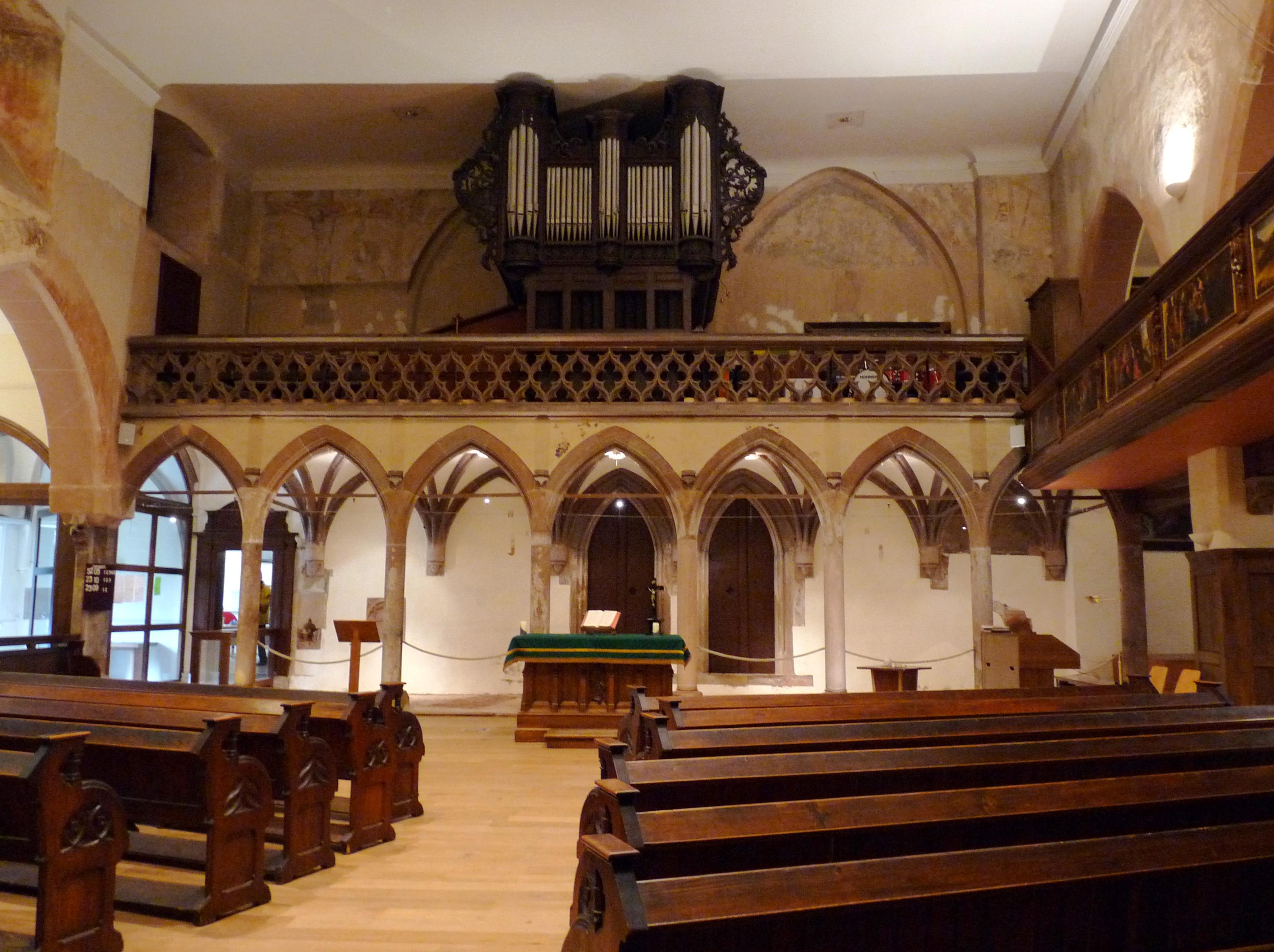 File eglise st pierre le vieux protestante int rieur 2 for Interieur eglise