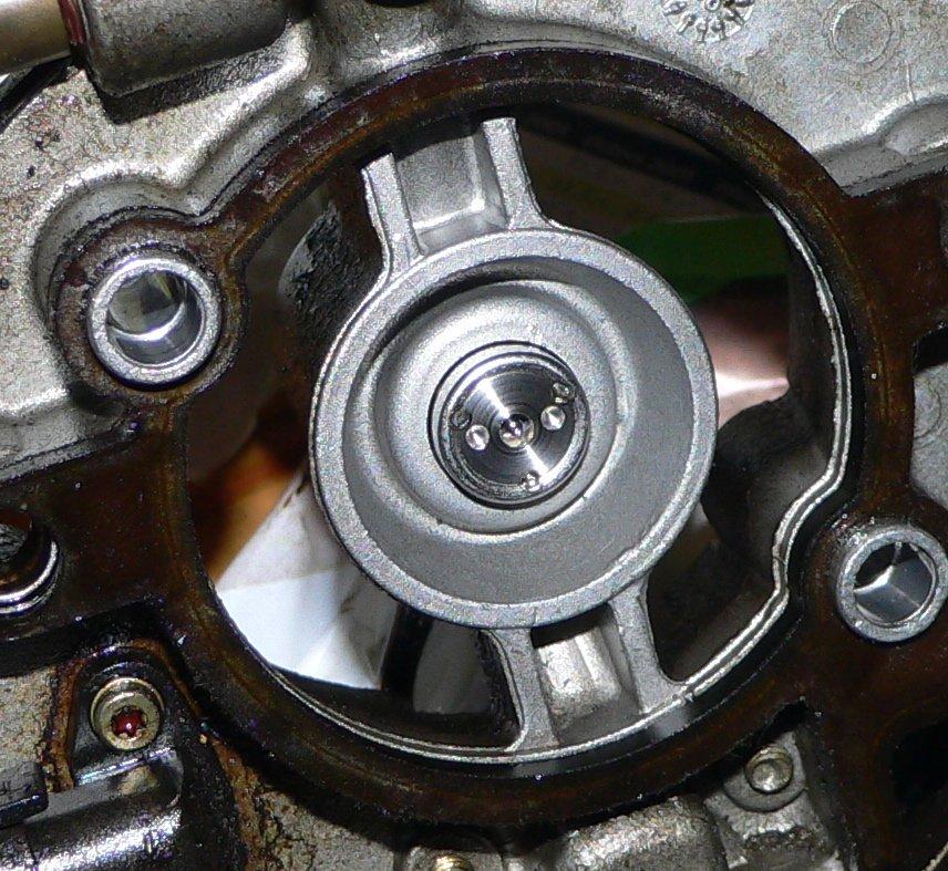 Bosch 0 258 003 642 Einspritzanlage