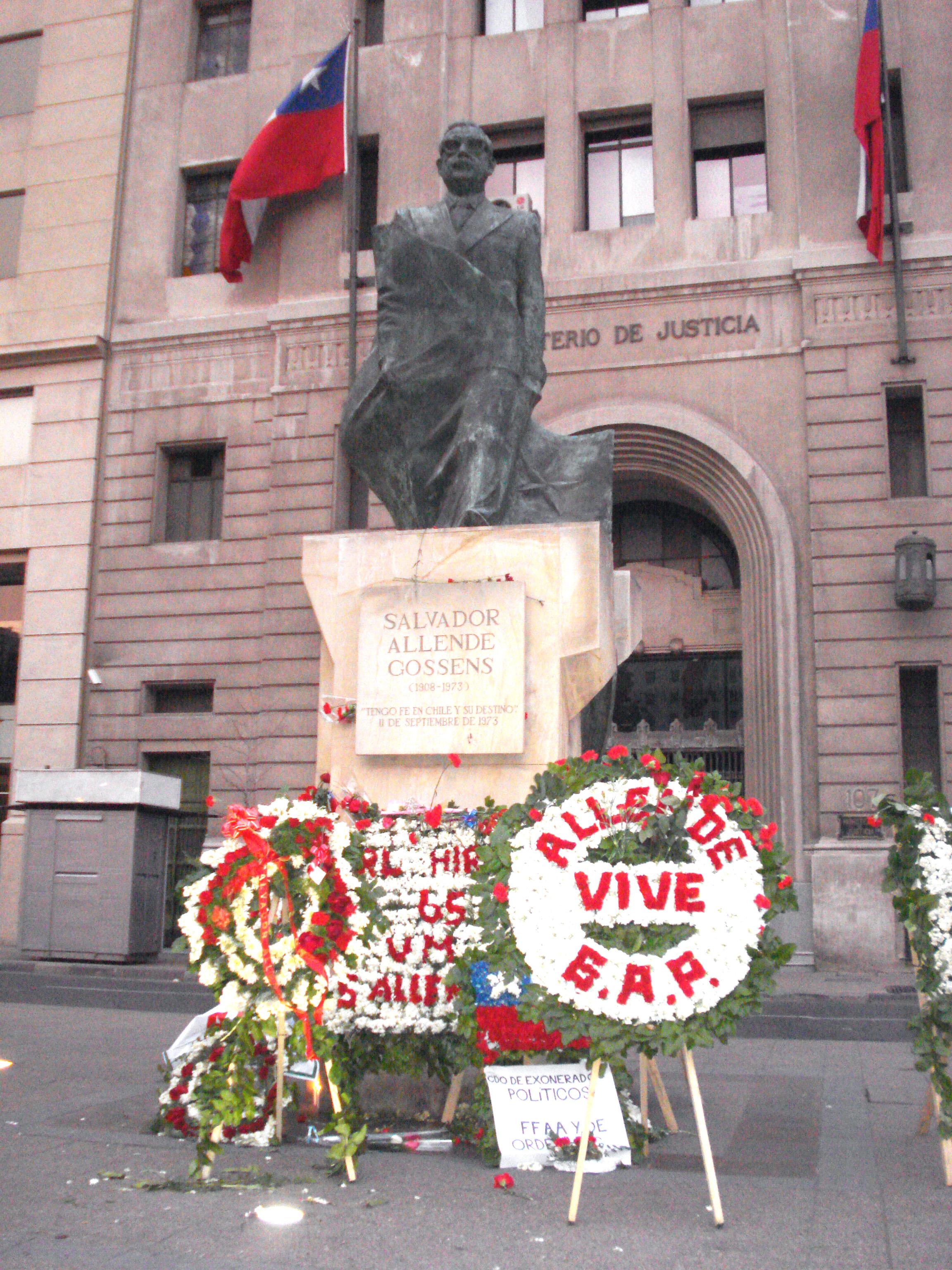 Salvador Allende la verdad sobre su muerte