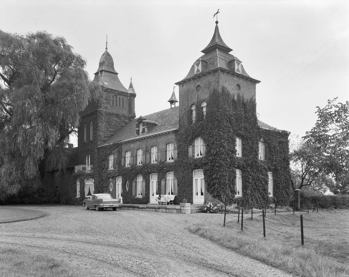 File exterieur overzicht huis heysteren linne 20140392 wikimedia commons - Huis exterieur picture ...