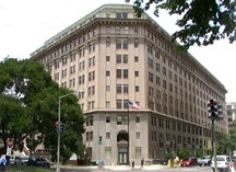 Central office of the Federal Bureau of Prison...