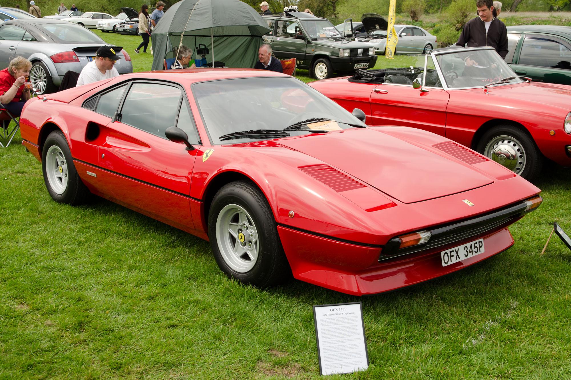 Ferrari 308 Gtb Gts Wikipedia